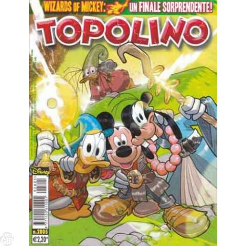 Topolino nº 2805 set/2009