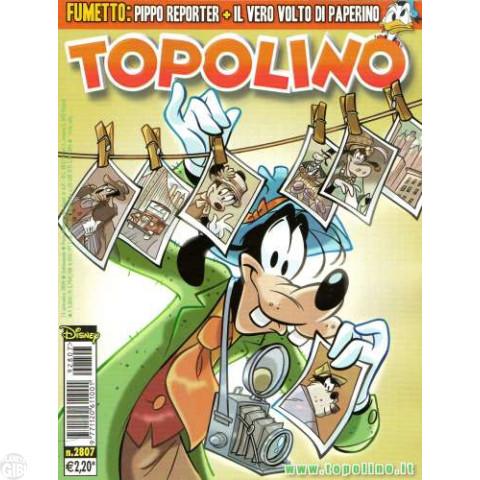 Topolino nº 2807 set/2009