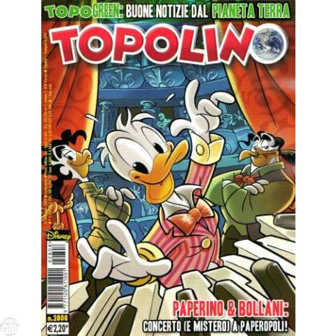 Topolino nº 2808 set/2009
