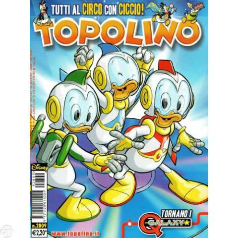 Topolino nº 2809 set/2009