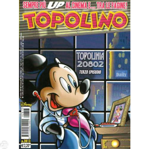 Topolino nº 2813 out/2009
