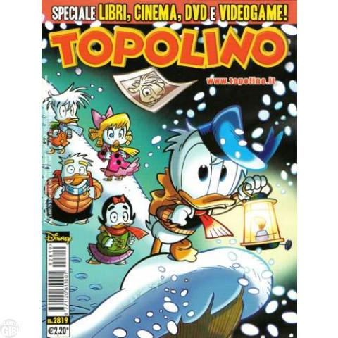 Topolino nº 2819 dez/2009