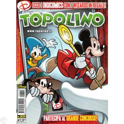 Topolino nº 2820 dez/2009