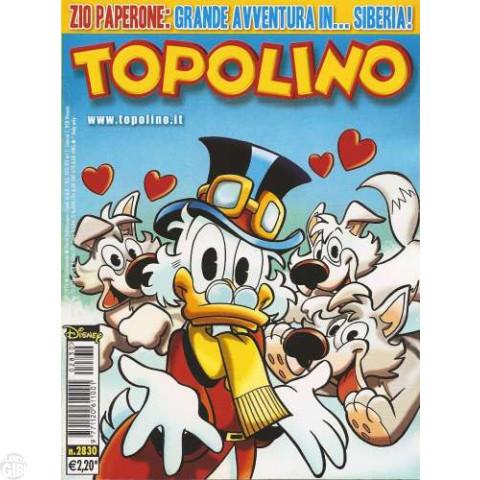 Topolino nº 2830 fev/2010