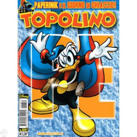 Topolino nº 2851 jul/2010 - Paperinik