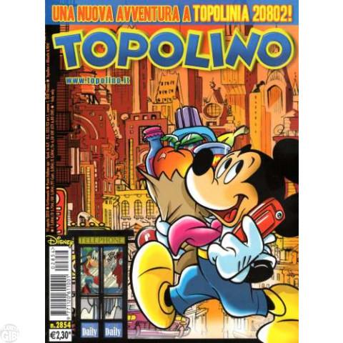 Topolino nº 2854 ago/2010