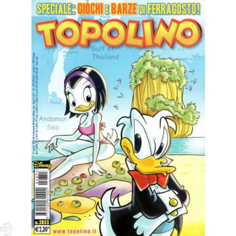 Topolino nº 2855 ago/2010 - DoubleDuck