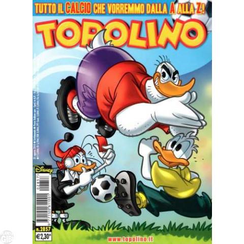 Topolino nº 2857 ago/2010
