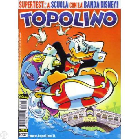 Topolino nº 2858 set/2010 - DoubleDuck