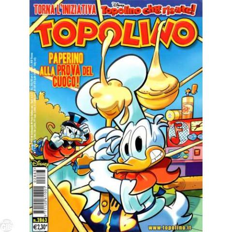Topolino nº 2863 out/2010