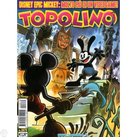 Topolino nº 2870 nov/2010 - DoubleDuck