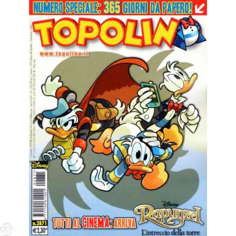 Topolino nº 2871 dez/2010 - DoubleDuck