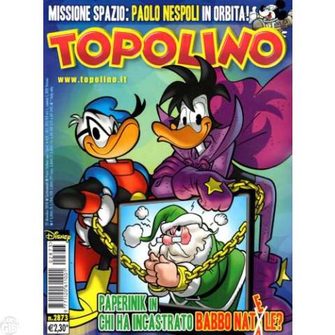 Topolino nº 2873 dez/2010 - Paperinik