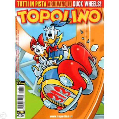 Topolino nº 2887 mar/2011