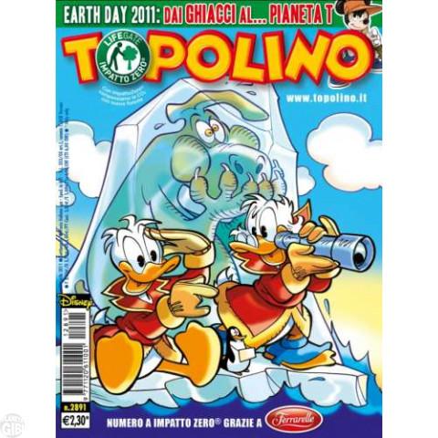 Topolino nº 2891 abr/2011