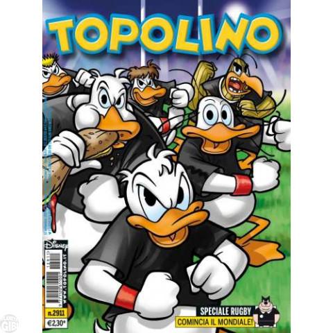 Topolino nº 2911 set/2011