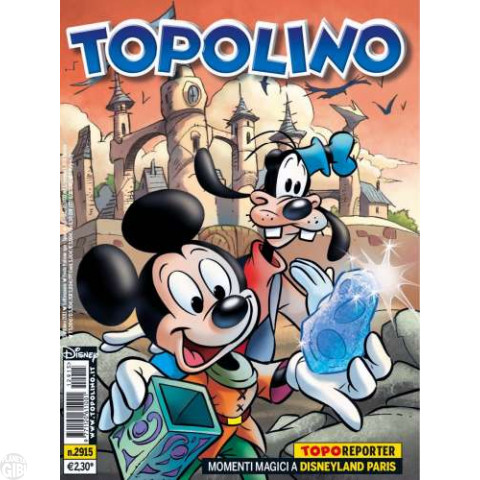 Topolino nº 2915 out/2011 - Paperinik