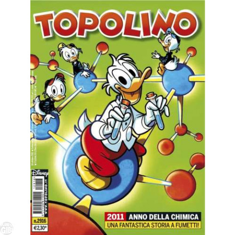Topolino nº 2916 out/2011