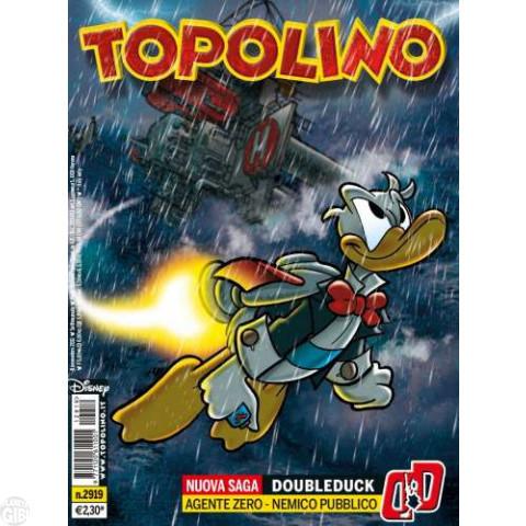 Topolino nº 2919 nov/2011 - DoubleDuck - Casty: La Marea dei Secoli