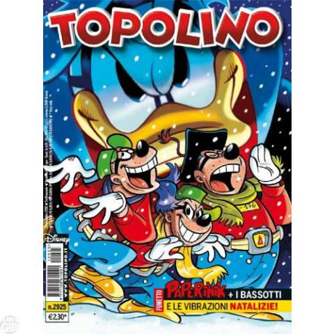 Topolino nº 2925 dez/2011 - Paperinik