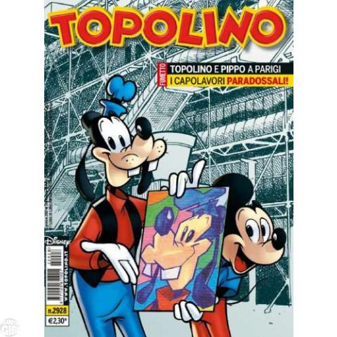 Topolino nº 2928 jan/2012