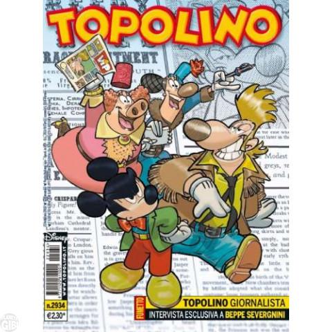 Topolino nº 2934 fev/2012