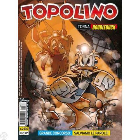 Topolino nº 2936 mar/2012 - DoubleDuck