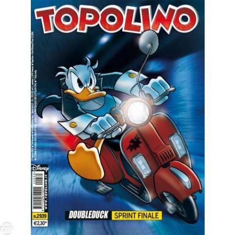 Topolino nº 2939 mar/2012 - DoubleDuck - Casty: Il Mondo di Tutor