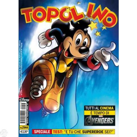 Topolino nº 2944 mai/2012 - Paperinik
