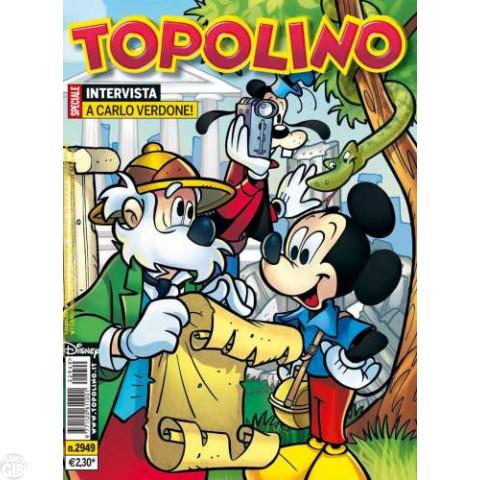 Topolino nº 2949 jun/2012 - Paperinik