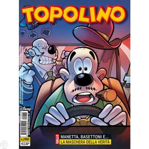 Topolino nº 2953 jul/2012 - Paperinik