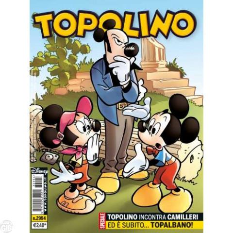 Topolino nº 2994 abr/2013 - Fantomius