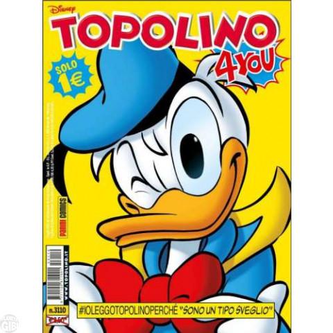Topolino nº 3110 jul/2015 - Capa Pato Donald