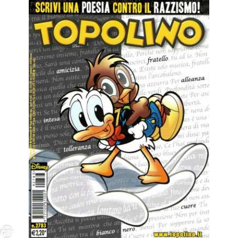 Topolino nº 2783 mar/2009