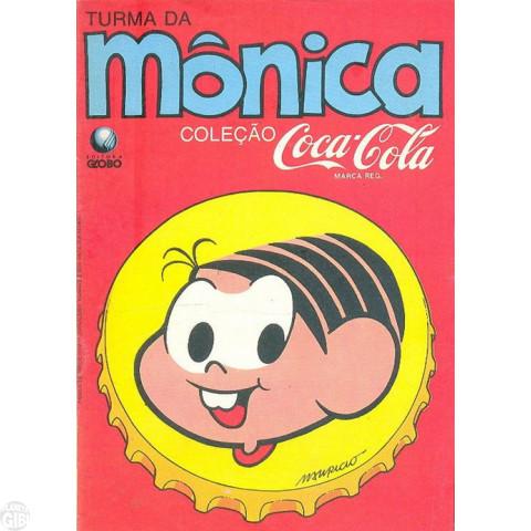 Turma da Mônica - Coleção Coca-Cola - Mônica