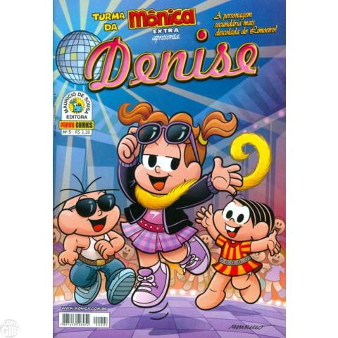 Turma da Mônica Extra [1ª série - Panini] nº 005 jun/2010 - Denise
