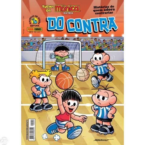 Turma da Mônica Extra [1s Panini] 009 jun/2012 - Do Contra