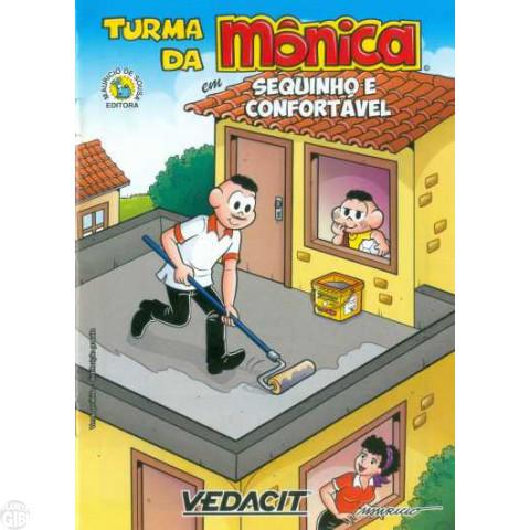 Turma da Mônica - Sequinho e Confortável (Vedacit) - Promo/Educativa