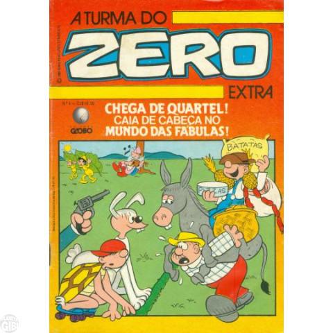 Turma do Zero Extra [Globo] nº 004 set/1987