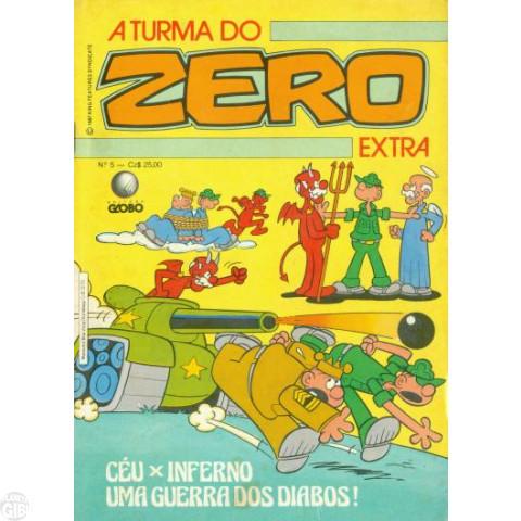 Turma do Zero Extra [Globo] nº 005 nov/1987