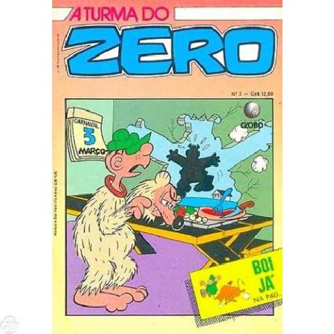Turma do Zero [Globo] nº 003 abr/1987