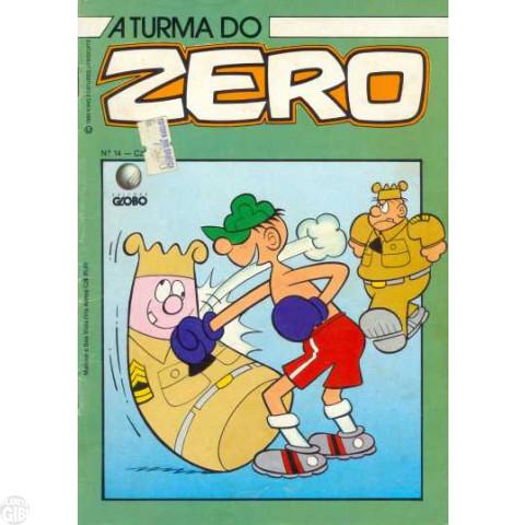 Turma do Zero [Globo] nº 014 mar/1988
