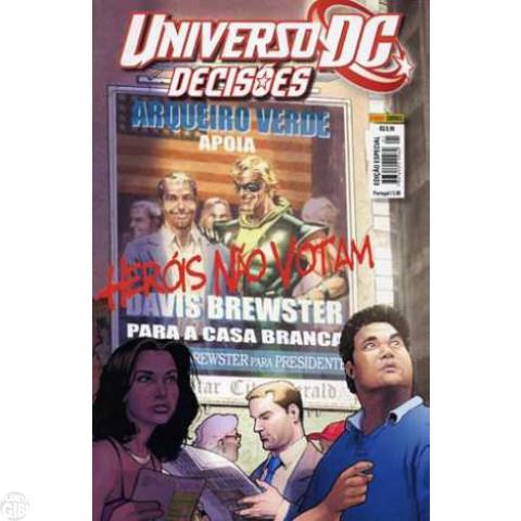 Universo DC: Decisões - 2009