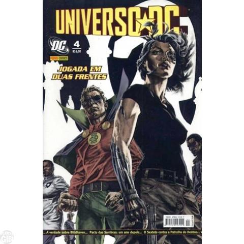 Universo DC [Panini - 1ª série] nº 004 set/2007