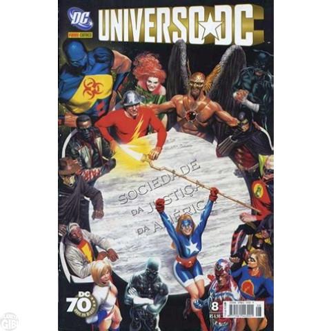 Universo DC [Panini - 1ª série] nº 008 jan/2008