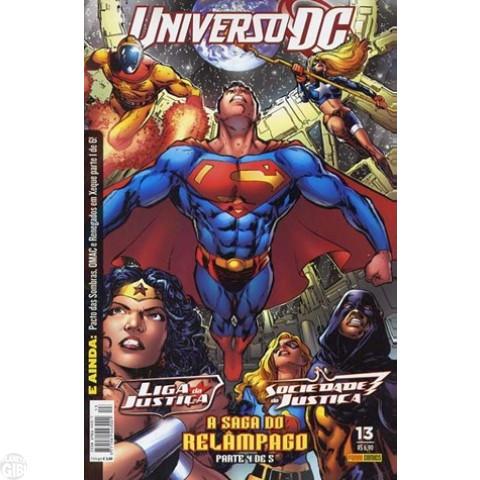 Universo DC [Panini - 1ª série] nº 013 jun/2008