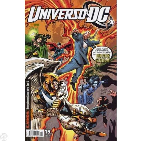 Universo DC [Panini - 1ª série] nº 015 ago/2008