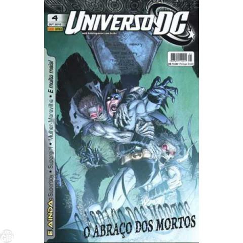 Universo DC [Panini - 2ª série] nº 004 out/2010