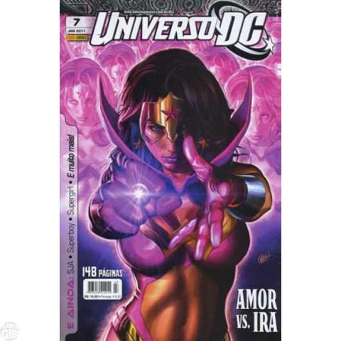 Universo DC [Panini - 2ª série] nº 007 jan/2011