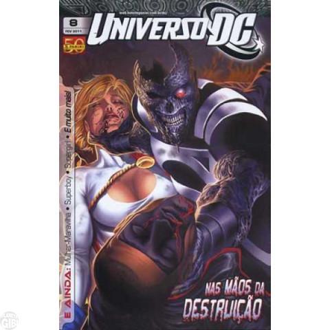 Universo DC [Panini - 2ª série] nº 008 fev/2011
